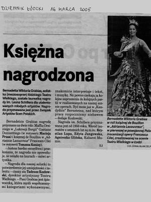 050316_Ksiezna_nagrodzona_DZIENNIK_LODZKI