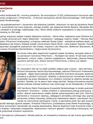 Polska Muza - Wywiady